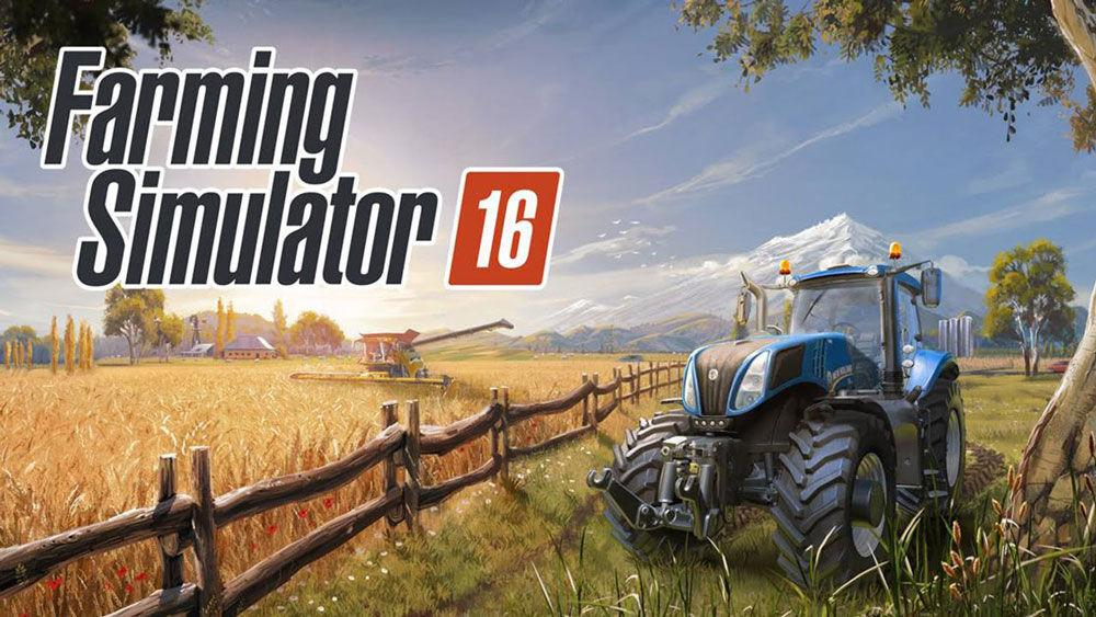 Farming Simulator для iOS