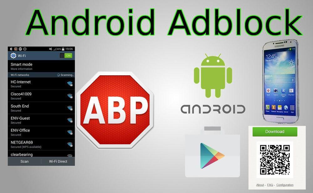 Приложение Adblock Plus