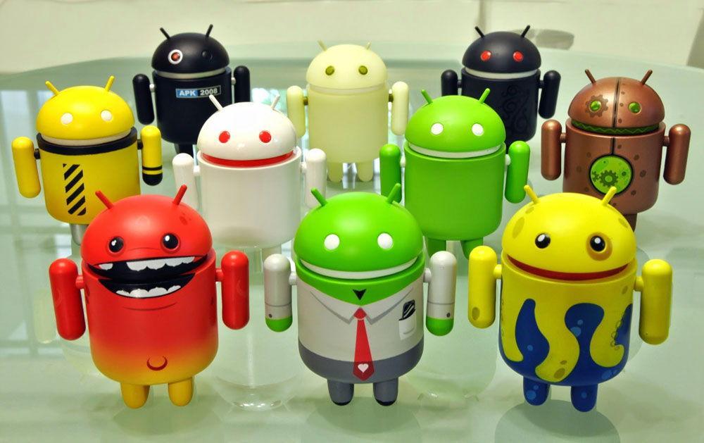 Портирование ПО на устройствах Андроид
