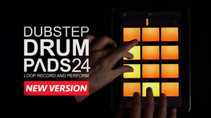 Инструменты Dubstep Drumpads