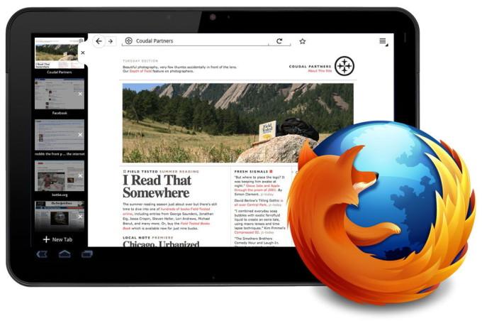 Презентация функционального Firefox