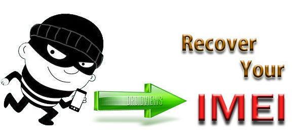 Восстановление идентификатора на планшете
