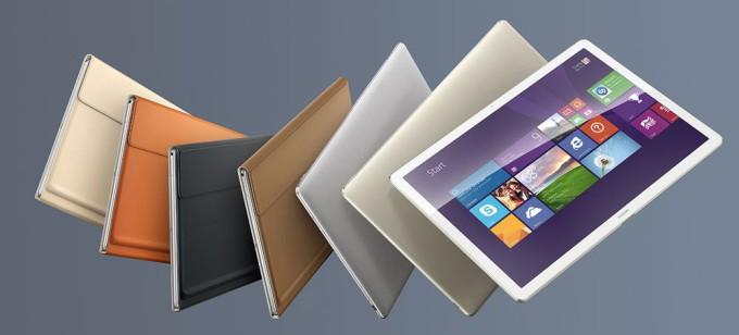 Дизайн Huawei MateBook