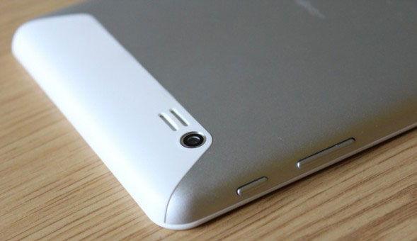 Основная камера на планшете
