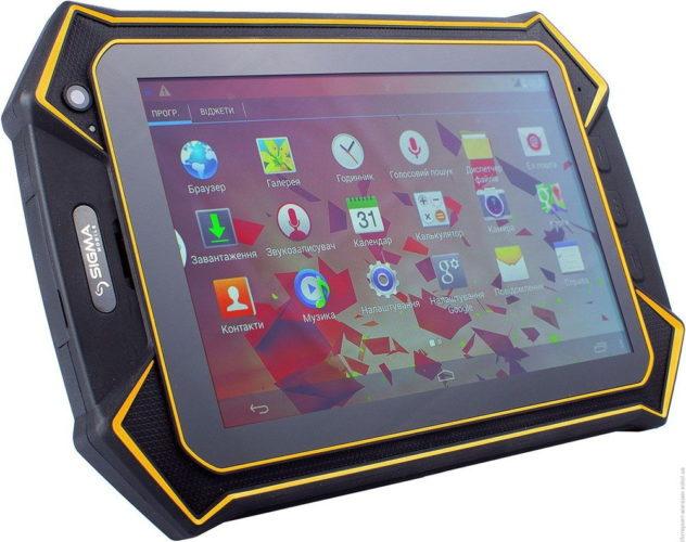 Конкурент Sigma mobile X-treme PQ79