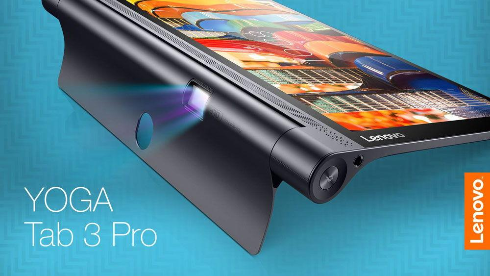 Нестандартный Lenovo YOGA Tab 3 Pro