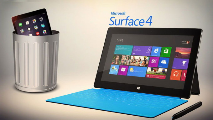 Обзор Microsoft Surface 4