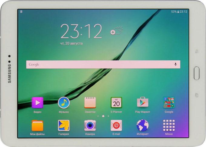 ОС Android с фирменными приложениями