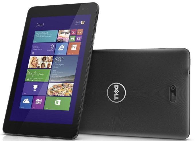 Сравнение с конкурентом Dell Venue 8 16gb