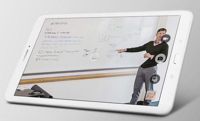 Мультимедийные возможности планшетного ПК