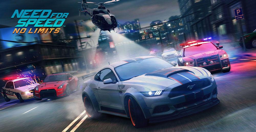 Презентация Need for Speed No Limits