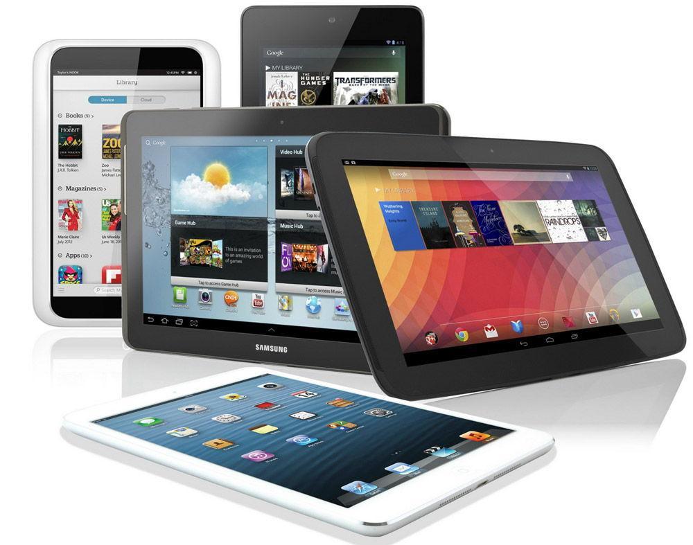 Распределение планшетов на классы