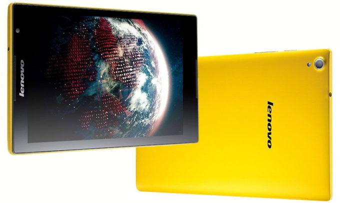 Планшет Lenovo Tab S8-50LC 16Gb LTE