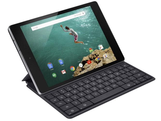 Редкий планшет размером 8.9 дюйма
