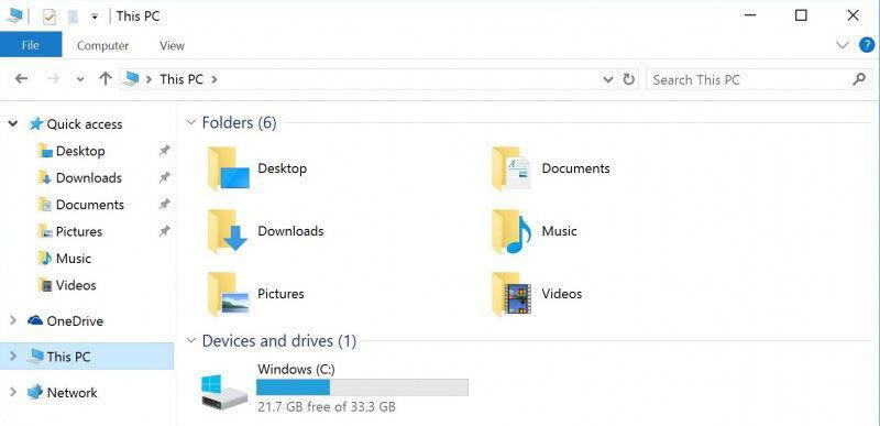 Использование системы Windows