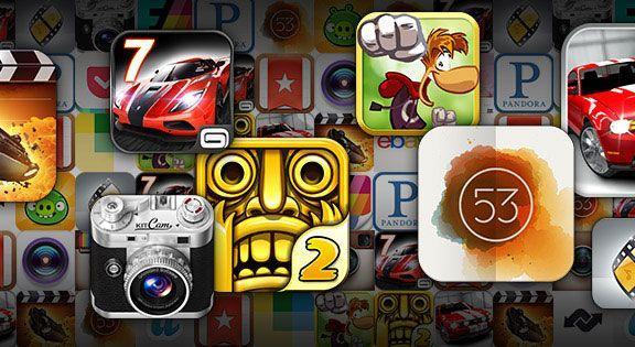 Лучшие игры для платформы iOS