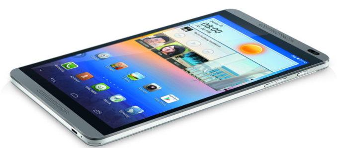 Функциональный Huawei MediaPad M1 8.0 3G