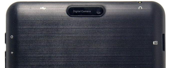 Основная камера на гаджете