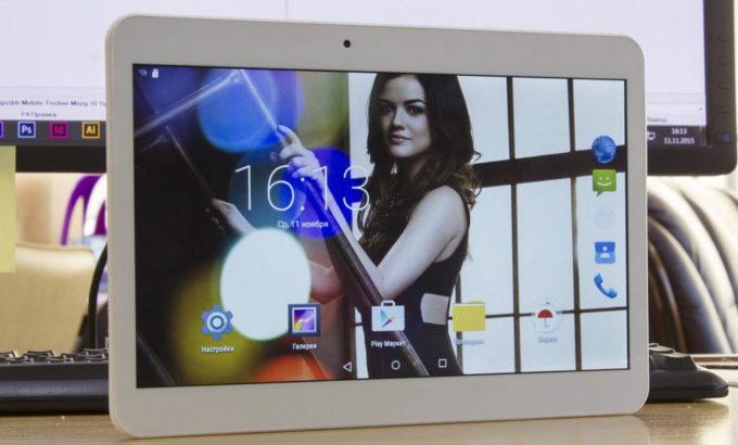 Качественное изображение на экране