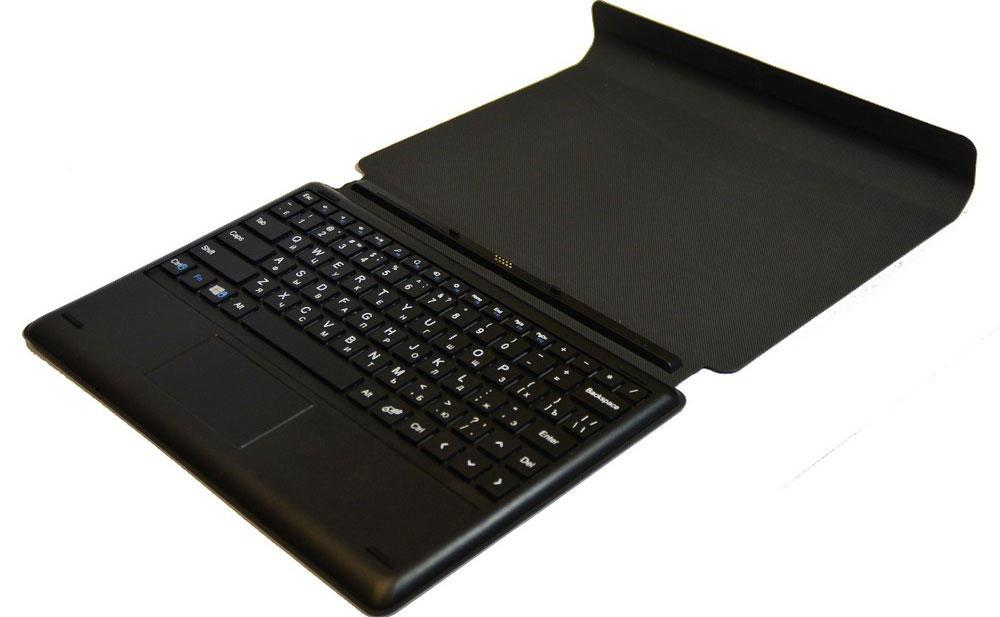 Клавиатура с чехлом-подставкой