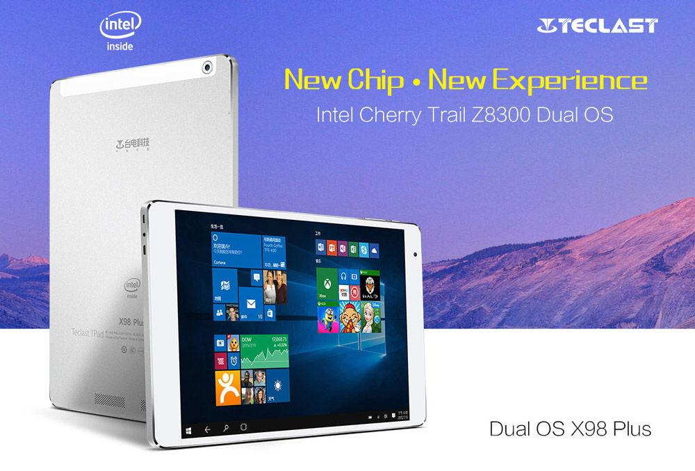 Обзор планшета Teclast X98 Plus