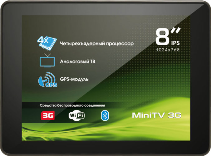 Популярный Explay Mini TV 3G