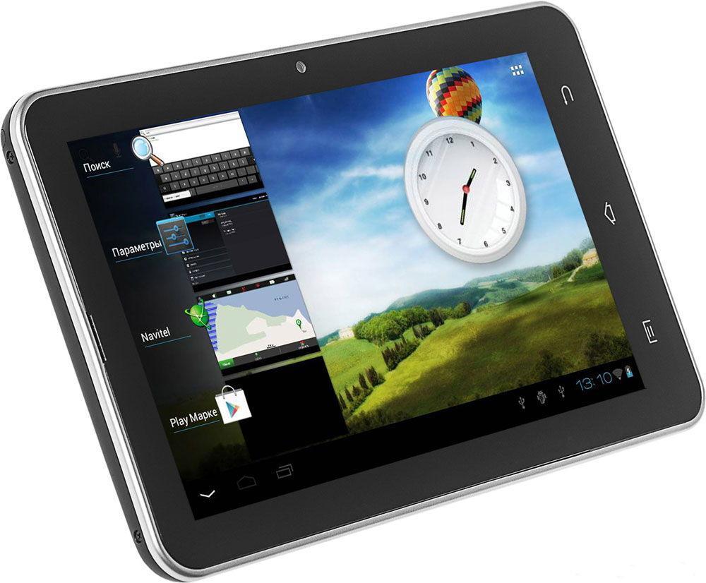 Обзор планшета Treelogic Gravis 73 3G GPS