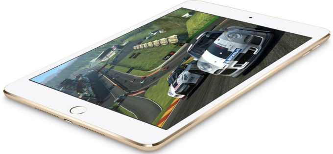 Обзор Apple iPad mini 4