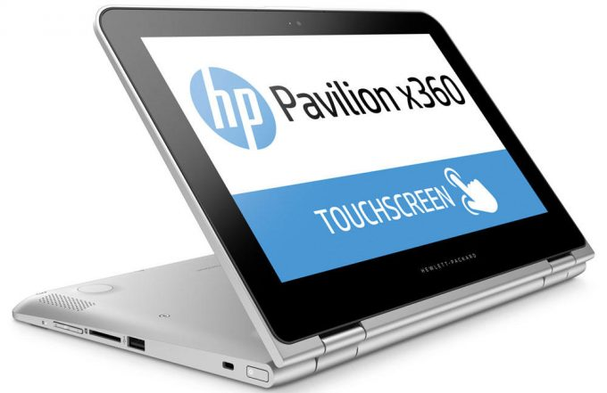 Презентация планшета HP Pavilion 11 x360