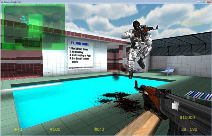 Мобильная версия Counter Strike