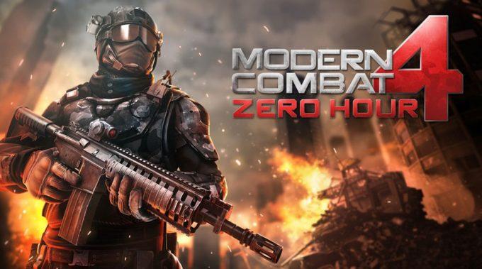 Известная игра Modern Combat 4: Zero Hour