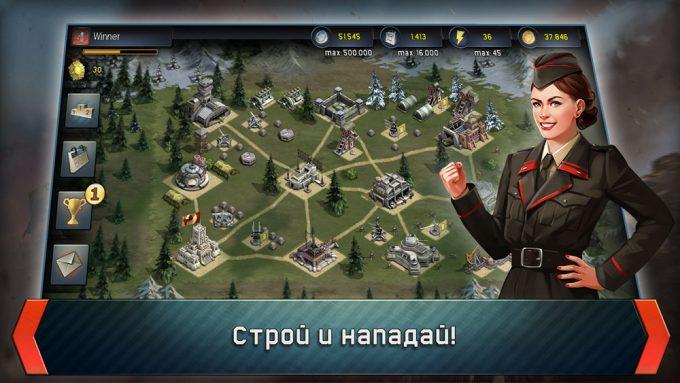 Множество техники в игре War Thunder: Conflicts