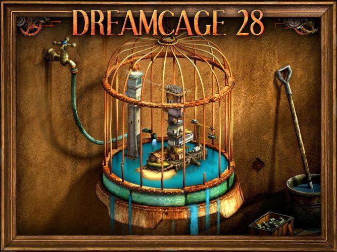 Лучшая игра-квест Dreamcage 28