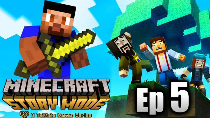 Игра Minecraft: Story Mode — Ep. 5: Order Up