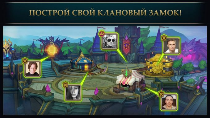 Графика игры Juggernaut Wars