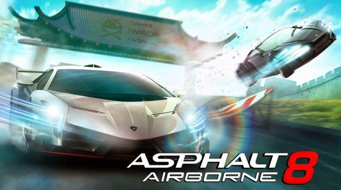 Гонки Asphalt 8: Airborne