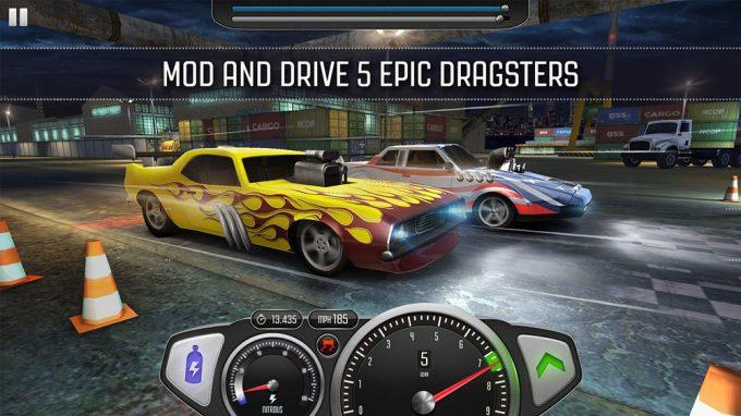 Презентация Top Speed: Drag & Fast Racing
