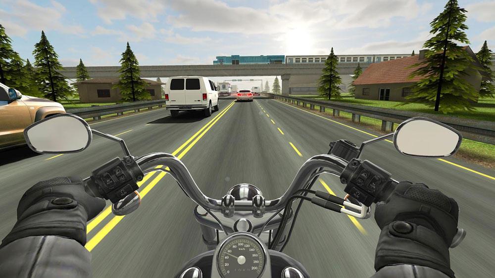 Обзор Riding in Traffic Online