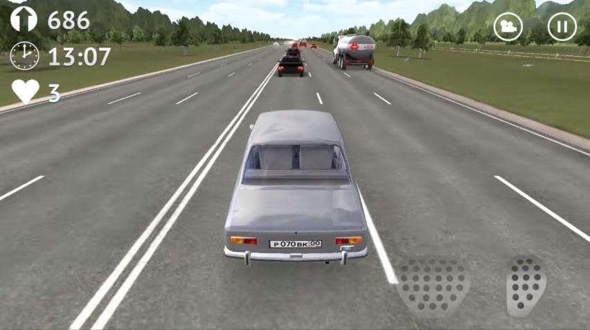 Симулятор вождения Driving Zone: Russia