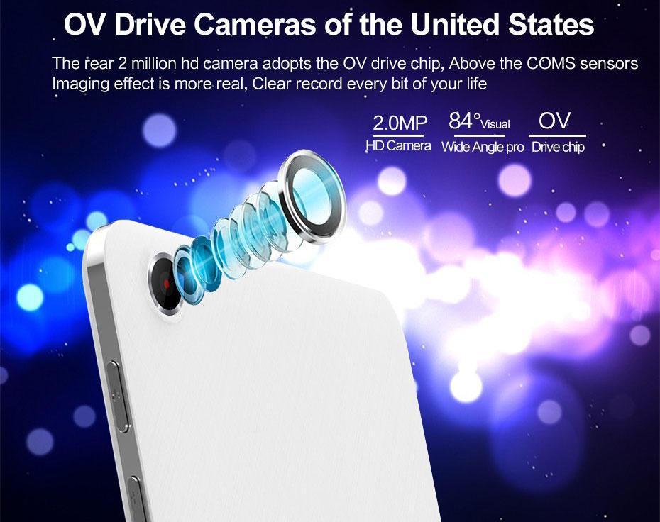 Основная камера планшетного ПК