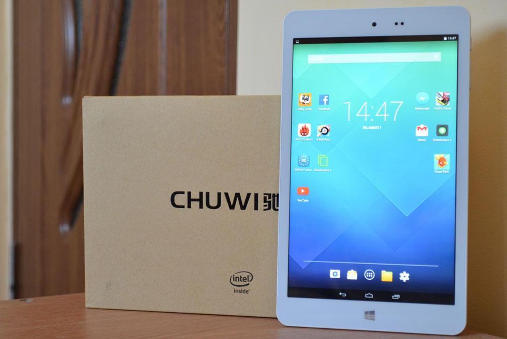 Китайский планшет Chuwi Hi8 Pro