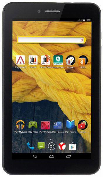 Интерфейс системы Android 4.4 KitKat