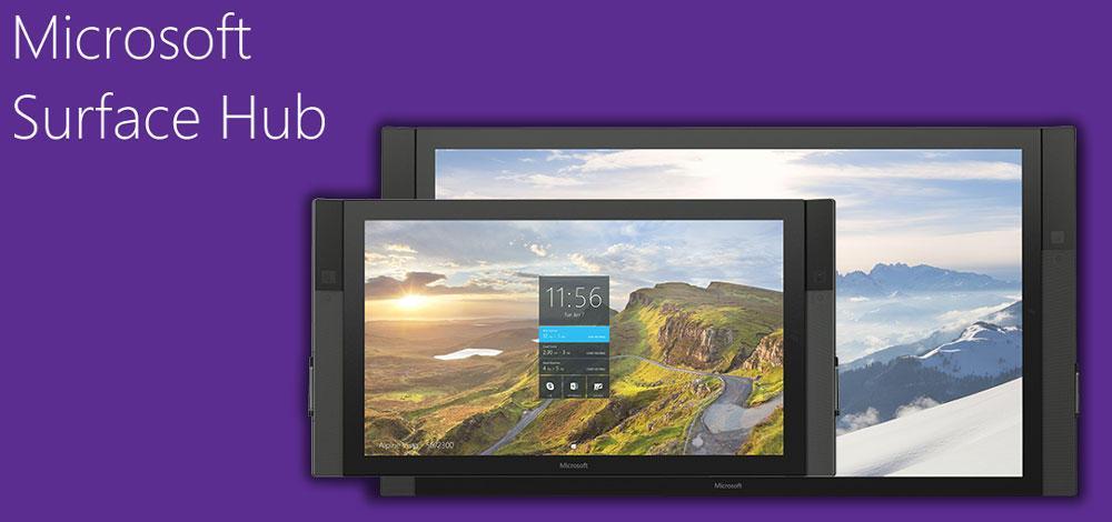 Обзор Microsoft Surface Hub