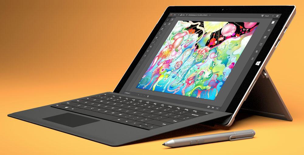 Презентация Microsoft Surface Pro 4