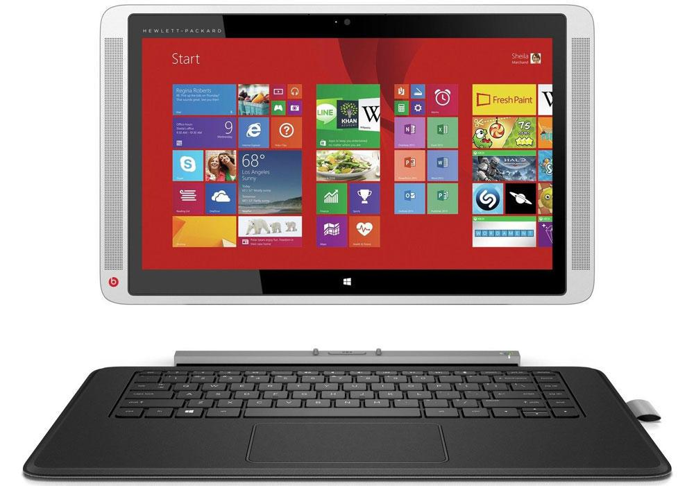 Обзор планшета HP Envy x2 13