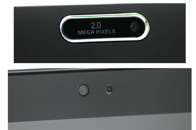 Основная и фронтальная камеры