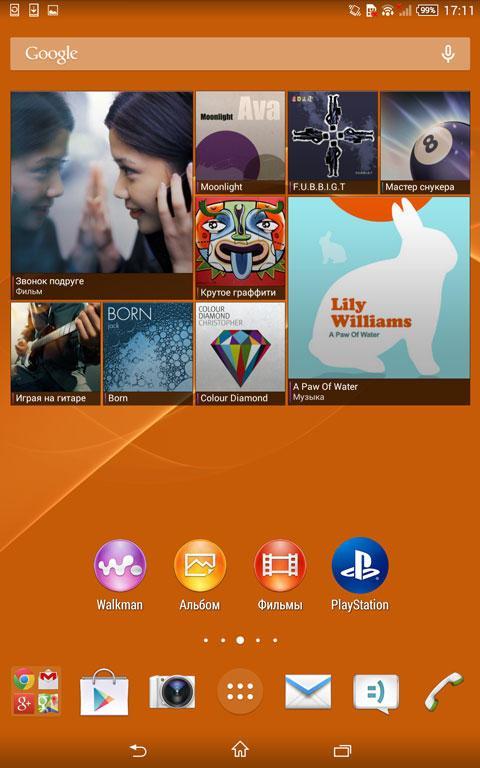 Операционная система Android 4.4