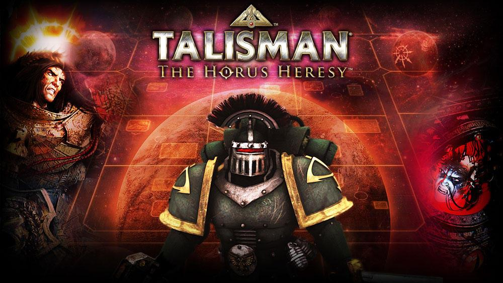 Стратегия Talisman: The Horus Heresy