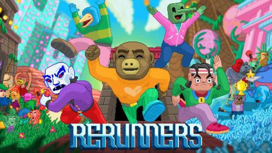 Игра ReRunners - Race for the World