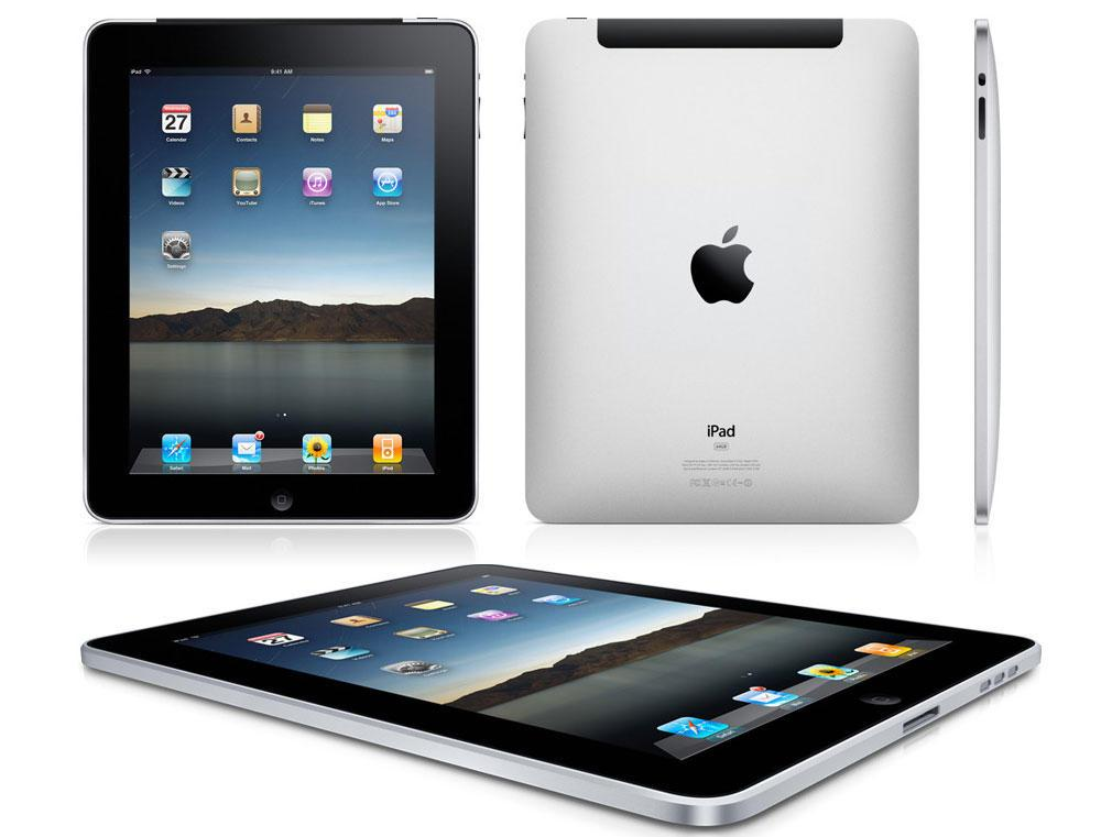 Презентация Apple iPad 4